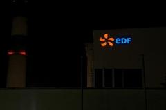 Litery 3D podświetlane - eDF