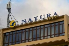 Logo Natura Tour - Wisła