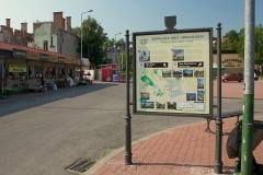 Kopalnia Soli Wieliczka - tablica informacyjna 3