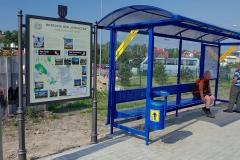 Kopalnia Soli Wieliczka - tablica informacyjna