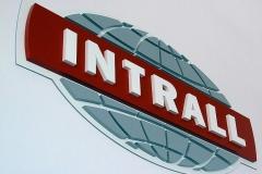 Logo INTRALL - styrodur