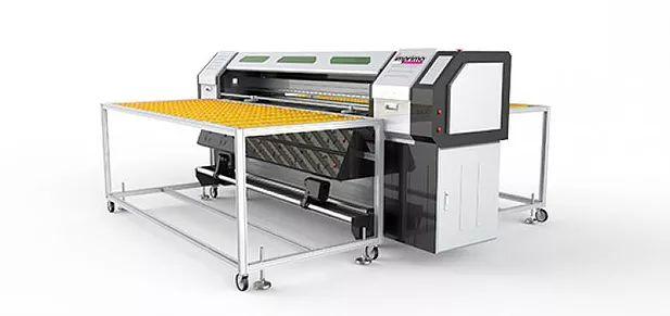 Imprimo 180 - bezpośrodni druk UV. Nowe urządzenie, możliwości i wyzwania