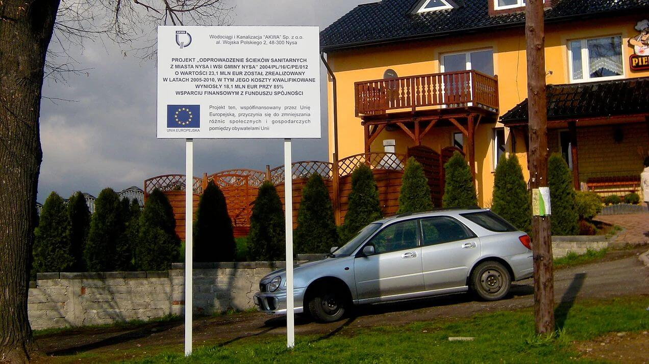 Tablice unijne