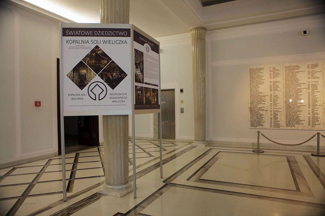 Wystawa w Sejmie RP