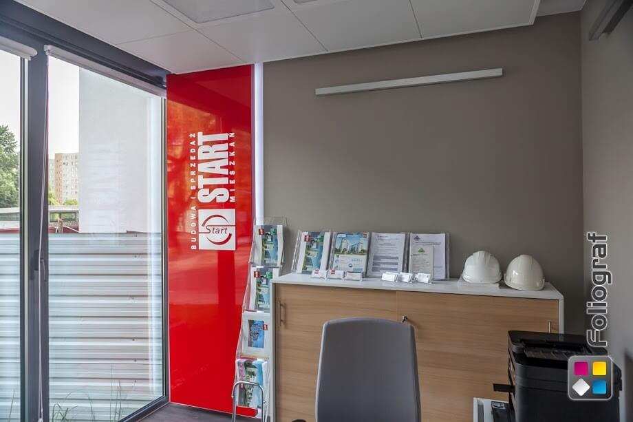 Oznakowanie wewnętrzne budynków i biur